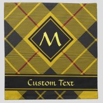 Clan Macleod of Lewis Tartan Cloth Napkin