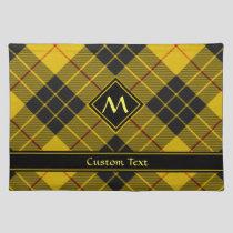 Clan Macleod of Lewis Tartan Cloth Placemat