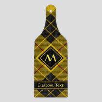 Clan Macleod of Lewis Tartan Cutting Board