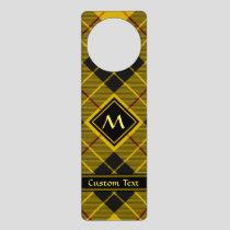 Clan Macleod of Lewis Tartan Door Hanger