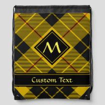 Clan Macleod of Lewis Tartan Drawstring Bag