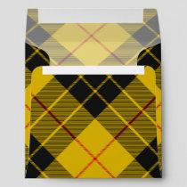 Clan Macleod of Lewis Tartan Envelope