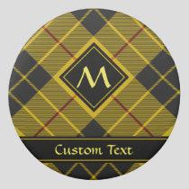 Clan Macleod of Lewis Tartan Eraser