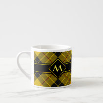 Clan Macleod of Lewis Tartan Espresso Cup