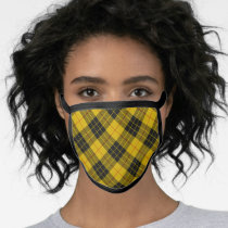 Clan Macleod of Lewis Tartan Face Mask