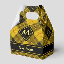 Clan Macleod of Lewis Tartan Favor Box
