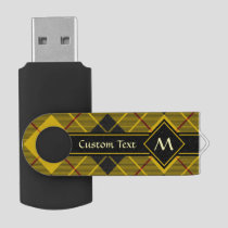 Clan Macleod of Lewis Tartan Flash Drive
