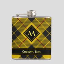 Clan Macleod of Lewis Tartan Flask