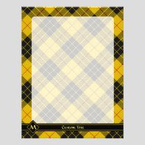 Clan Macleod of Lewis Tartan Flyer