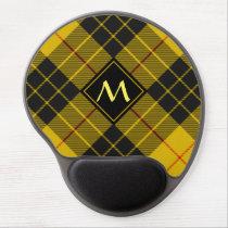 Clan Macleod of Lewis Tartan Gel Mouse Pad
