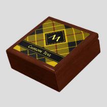 Clan Macleod of Lewis Tartan Gift Box