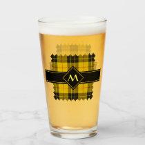 Clan Macleod of Lewis Tartan Glass