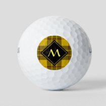 Clan Macleod of Lewis Tartan Golf Balls