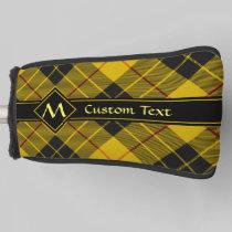 Clan Macleod of Lewis Tartan Golf Head Cover
