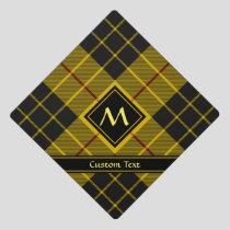 Clan Macleod of Lewis Tartan Graduation Cap Topper