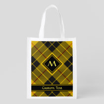 Clan Macleod of Lewis Tartan Grocery Bag
