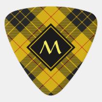 Clan Macleod of Lewis Tartan Guitar Pick