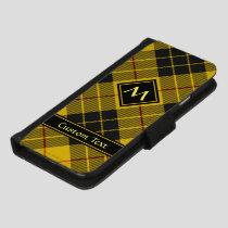Clan Macleod of Lewis Tartan iPhone 8/7 Wallet Case