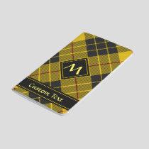 Clan Macleod of Lewis Tartan Journal