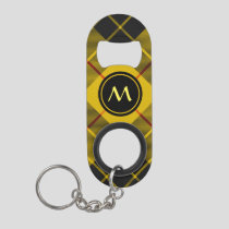 Clan Macleod of Lewis Tartan Keychain Bottle Opener