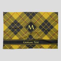 Clan Macleod of Lewis Tartan Kitchen Towel
