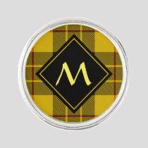 Clan Macleod of Lewis Tartan Lapel Pin