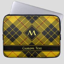 Clan Macleod of Lewis Tartan Laptop Sleeve