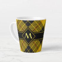 Clan Macleod of Lewis Tartan Latte Mug
