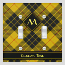 Clan Macleod of Lewis Tartan Light Switch Cover