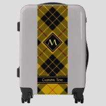 Clan Macleod of Lewis Tartan Luggage