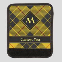 Clan Macleod of Lewis Tartan Luggage Handle Wrap