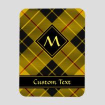 Clan Macleod of Lewis Tartan Magnet