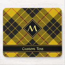 Clan Macleod of Lewis Tartan Mouse Pad