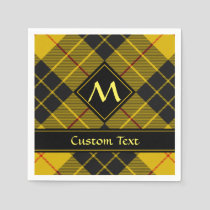 Clan Macleod of Lewis Tartan Napkins