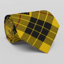 Clan Macleod of Lewis Tartan Neck Tie