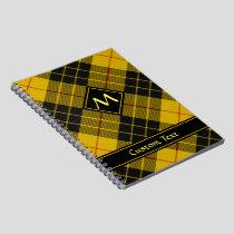 Clan Macleod of Lewis Tartan Notebook