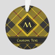 Clan Macleod of Lewis Tartan Ornament