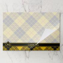 Clan Macleod of Lewis Tartan Paper Pad