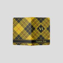 Clan Macleod of Lewis Tartan Passport Holder