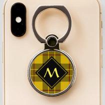 Clan Macleod of Lewis Tartan Phone Ring Stand