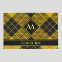 Clan Macleod of Lewis Tartan Placemat