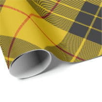 Clan Macleod of Lewis Tartan Rotated Wrapping Pape Wrapping Paper