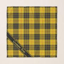 Clan Macleod of Lewis Tartan Scarf