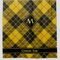 Clan Macleod of Lewis Tartan Shower Curtain