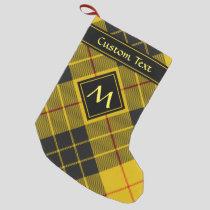 Clan Macleod of Lewis Tartan Small Christmas Stocking