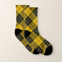 Clan Macleod of Lewis Tartan Socks