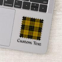 Clan Macleod of Lewis Tartan Sticker