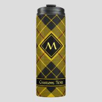 Clan Macleod of Lewis Tartan Thermal Tumbler