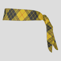Clan Macleod of Lewis Tartan Tie Headband