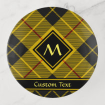 Clan Macleod of Lewis Tartan Trinket Tray